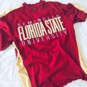 Retro Florida State College Tee